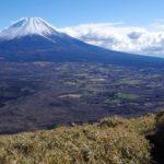 Mt.Ryu and Fuji