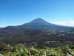 Fuji from Mt.Ryu